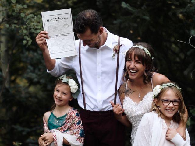 Austin and Shallyn's Wedding in Idaho Springs, Colorado 16