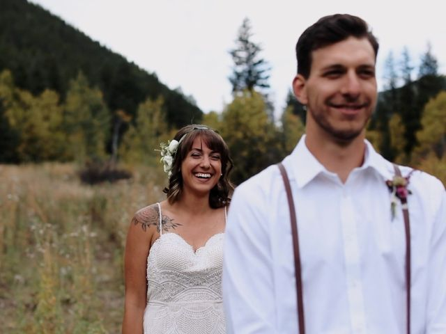 Austin and Shallyn's Wedding in Idaho Springs, Colorado 19