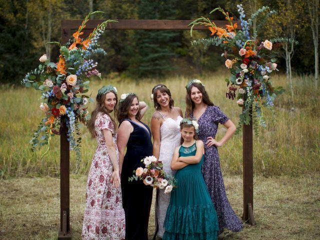 Austin and Shallyn's Wedding in Idaho Springs, Colorado 25
