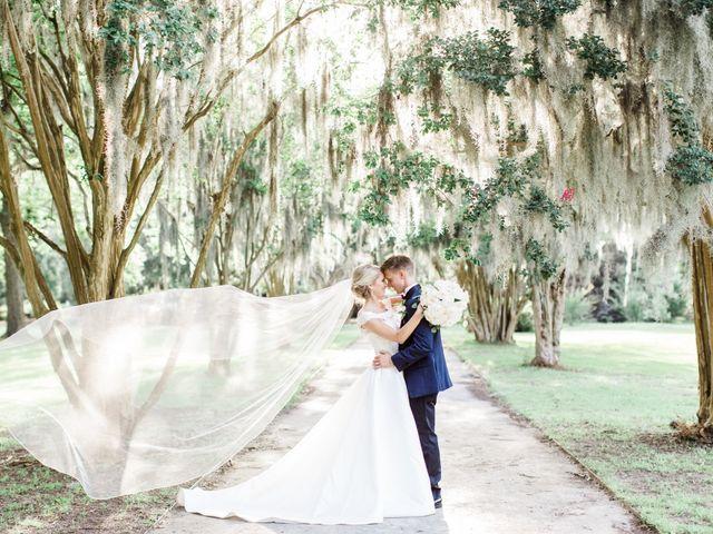 The wedding of Morgan and Briggs