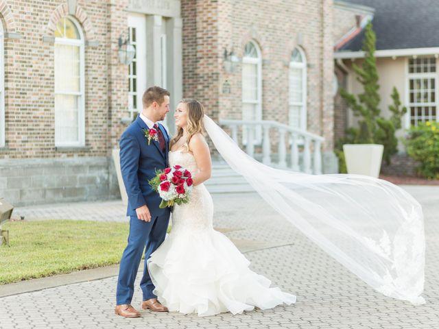 The wedding of Matt and Denvir