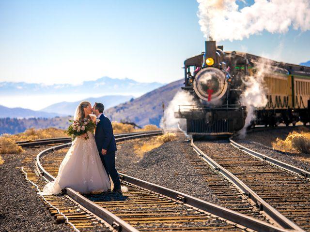 The wedding of Jenny and Matt