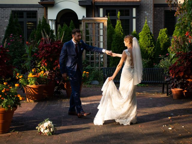 Chuck and Lindsay's Wedding in Rochester, New York 16