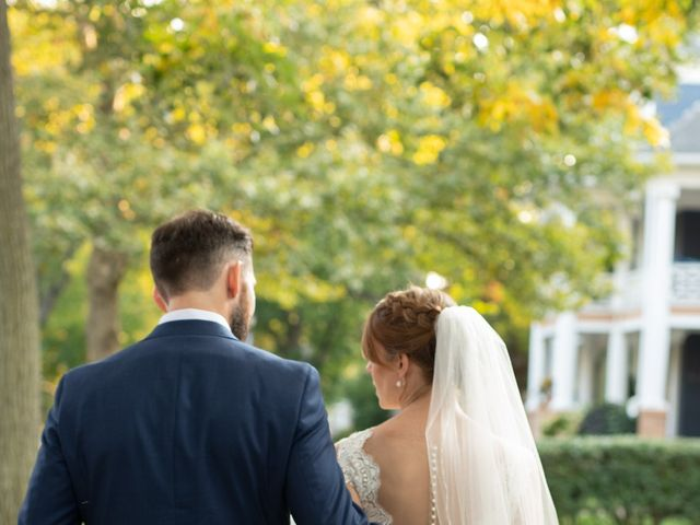 Chuck and Lindsay's Wedding in Rochester, New York 18