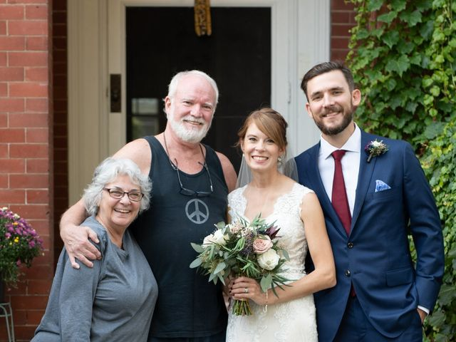 Chuck and Lindsay's Wedding in Rochester, New York 19