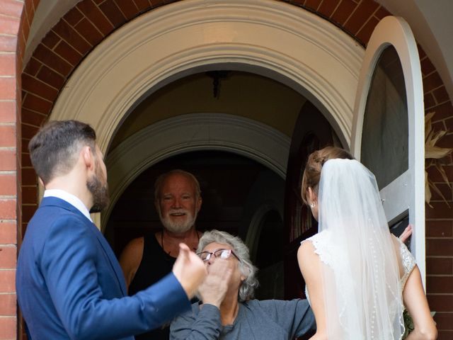 Chuck and Lindsay's Wedding in Rochester, New York 21
