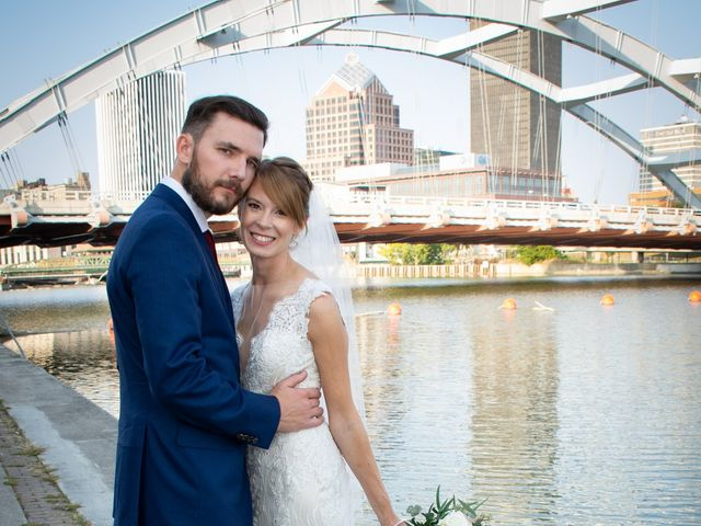 Chuck and Lindsay's Wedding in Rochester, New York 24