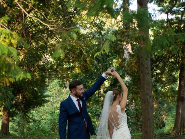 Chuck and Lindsay's Wedding in Rochester, New York 26