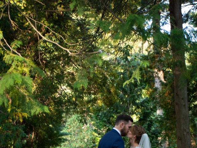 Chuck and Lindsay's Wedding in Rochester, New York 27