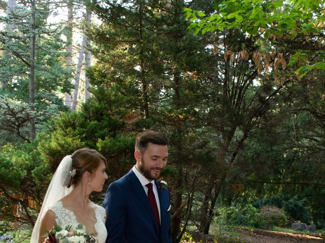 Chuck and Lindsay's Wedding in Rochester, New York 28