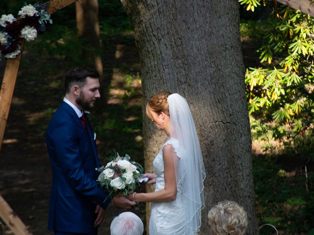Chuck and Lindsay's Wedding in Rochester, New York 47