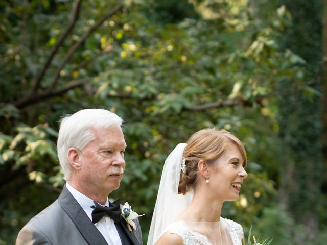 Chuck and Lindsay's Wedding in Rochester, New York 61