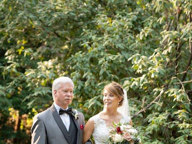 Chuck and Lindsay's Wedding in Rochester, New York 63