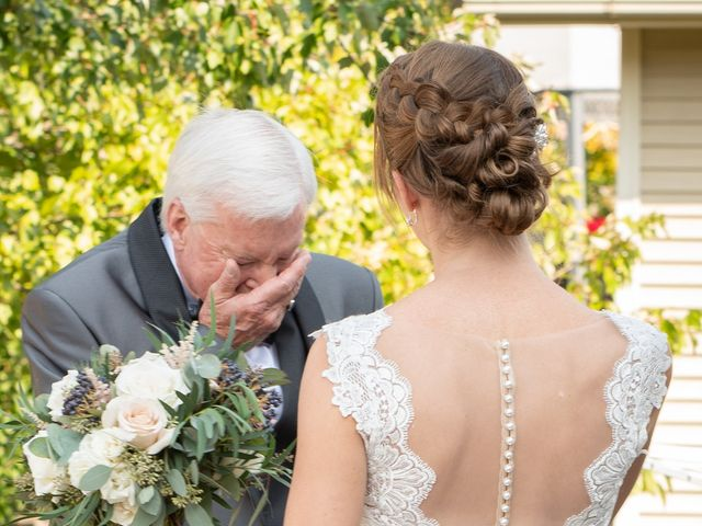 Chuck and Lindsay's Wedding in Rochester, New York 75