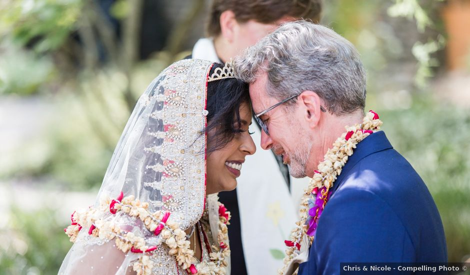 Aneetha and Gray's Wedding in Loudonville, Ohio