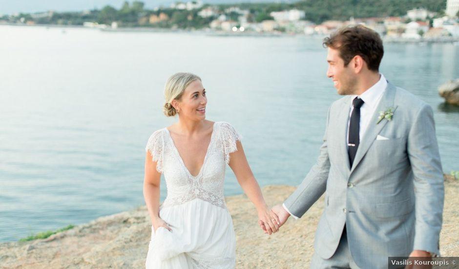 Dean and Kiki's Wedding in Kalamata, Greece