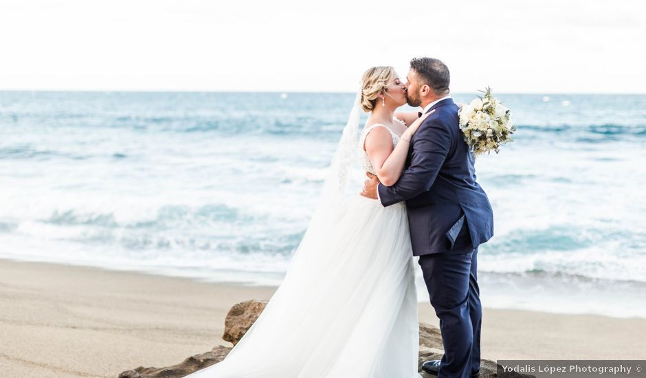 Miguel and Paola's Wedding in Quebradillas, Puerto Rico