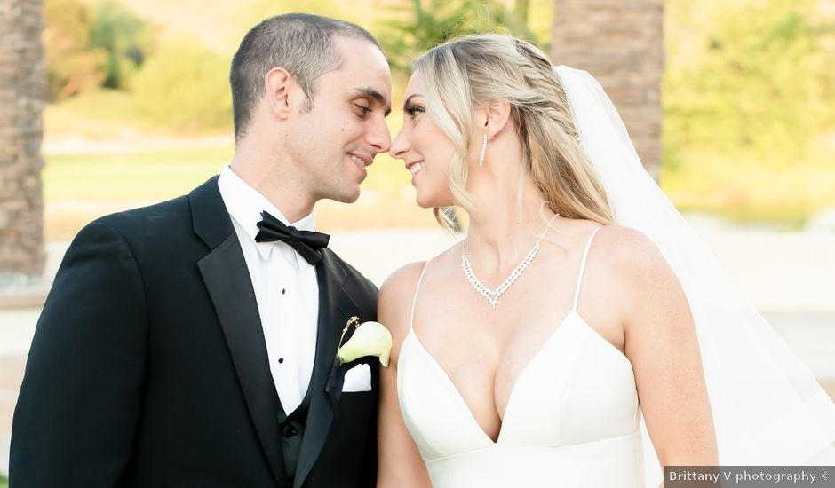 Evan and Britney's Wedding in Fallbrook, California