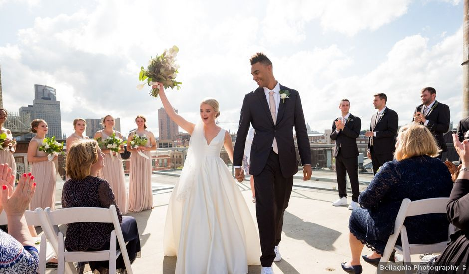 Dan and Bridget's Wedding in Saint Paul, Minnesota