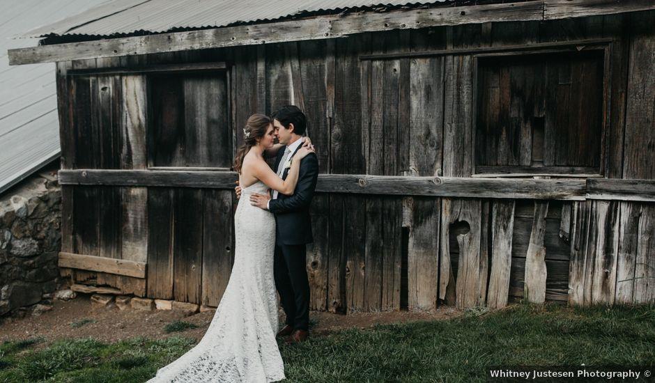 John and Andrea's Wedding in Los Gatos, California