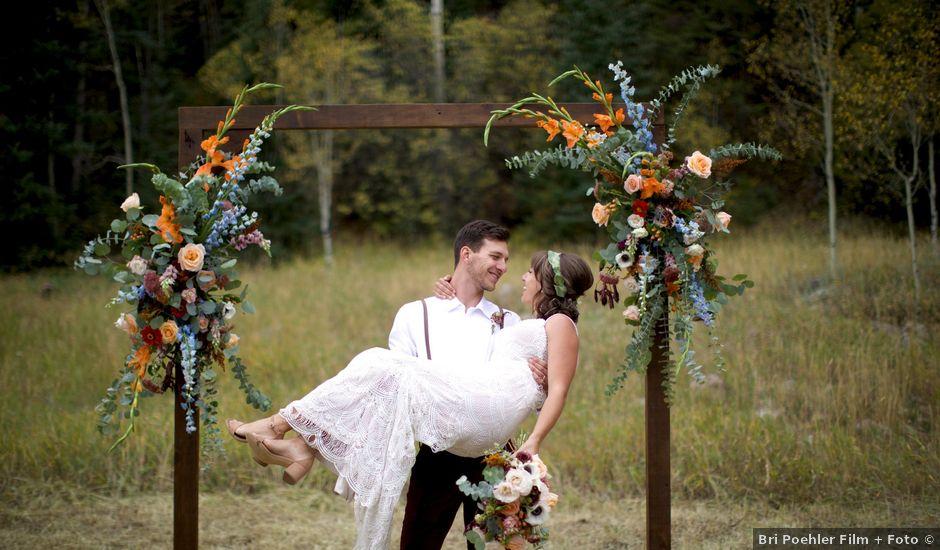 Austin and Shallyn's Wedding in Idaho Springs, Colorado