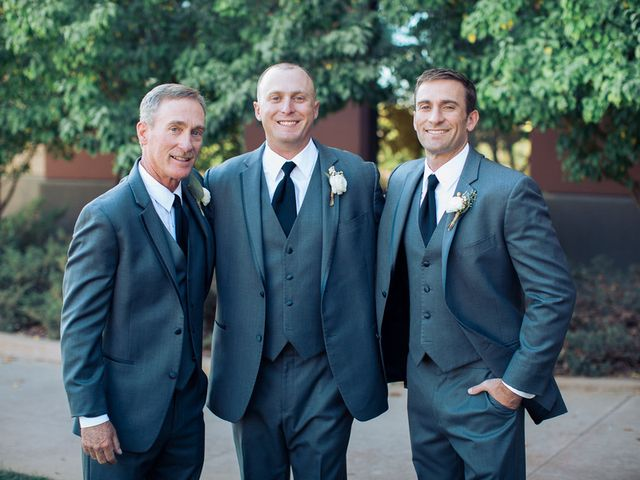 Katey and Brett's Wedding in Westminster, Colorado 9
