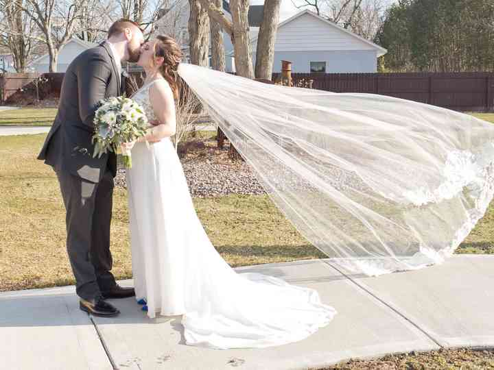 The wedding of Nicole and Charlie