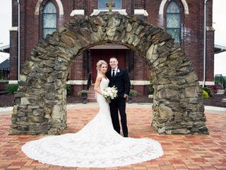 Michael and Katie's Wedding in Pittsburgh, Pennsylvania 32
