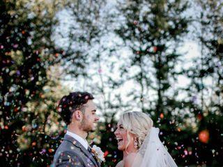 The wedding of Amanda and Ryan 2