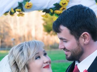 The wedding of Tyler and Corrin 3