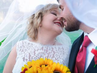 The wedding of Tyler and Corrin