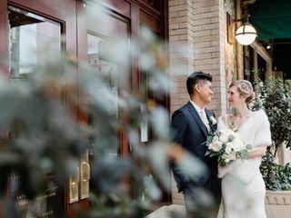 The wedding of Meegan and Jojoe