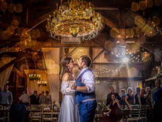 The wedding of Tyler and Dana 1