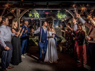 The wedding of Tyler and Dana 2
