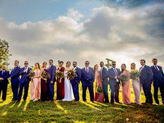 The wedding of Tyler and Dana 3