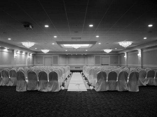 Kierra Savage and Robert's Wedding in Detroit, Michigan 14
