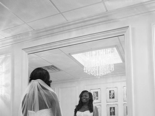 Kierra Savage and Robert's Wedding in Detroit, Michigan 2