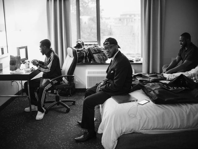Kierra Savage and Robert's Wedding in Detroit, Michigan 37