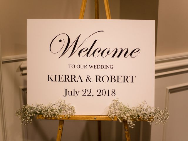 Kierra Savage and Robert's Wedding in Detroit, Michigan 38