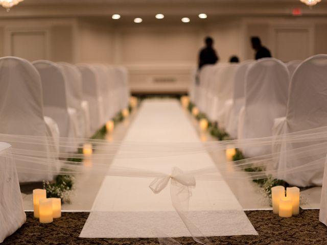 Kierra Savage and Robert's Wedding in Detroit, Michigan 39
