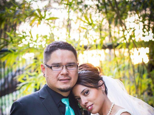 Candace and George's Wedding in Tucson, Arizona 4