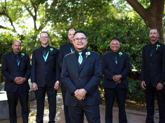 Candace and George's Wedding in Tucson, Arizona 11