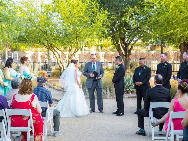 Candace and George's Wedding in Tucson, Arizona 17