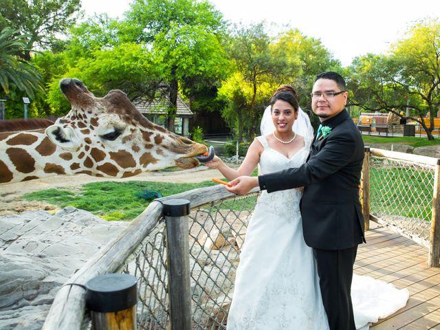 Candace and George's Wedding in Tucson, Arizona 18