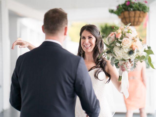 Daniel and Lauren's Wedding in Rye, New York 31