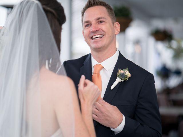 Daniel and Lauren's Wedding in Rye, New York 32