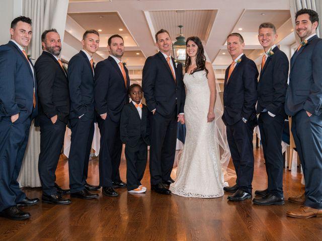 Daniel and Lauren's Wedding in Rye, New York 34
