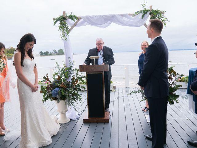 Daniel and Lauren's Wedding in Rye, New York 57