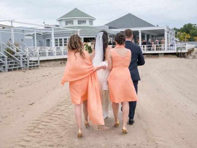 Daniel and Lauren's Wedding in Rye, New York 66