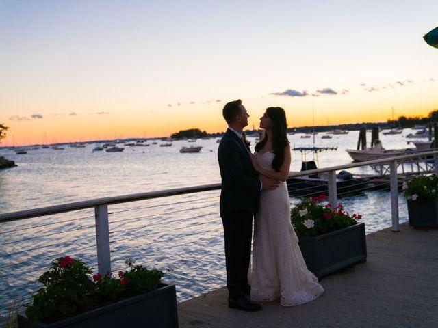 Daniel and Lauren's Wedding in Rye, New York 81
